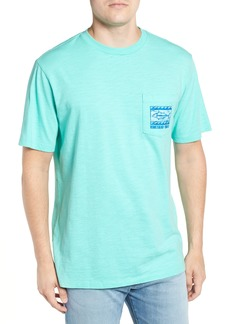 vineyard vines Woodblock Tuna T-Shirt