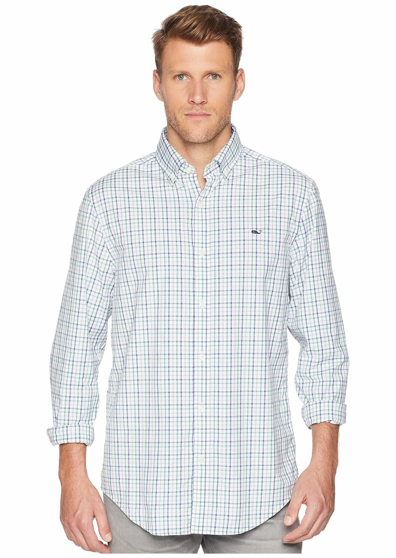 Vineyard Vines Water Street Classic Whale Shirt