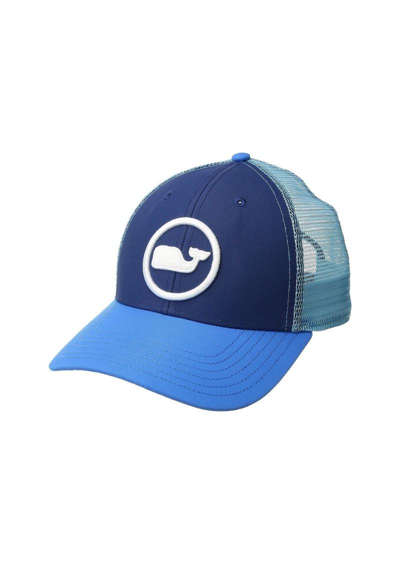 Vineyard Vines Whale Dot Performance Trucker Hat  5ad0a1bad75