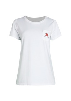 Vineyard Vines Whale Helmet Pocket T-Shirt