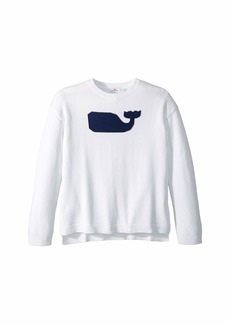 Vineyard Vines Whale Intarsia Sweater (Toddler/Little Kids/Big Kids)