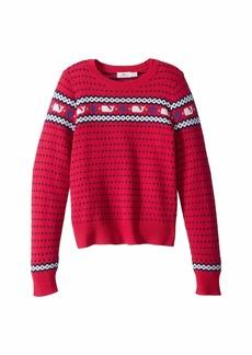 Vineyard Vines Whale Isle Sweater (Toddler/Little Kids/Big Kids)