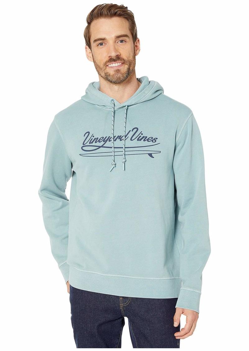 Vineyard Vines Woodhouse Garment-Dyed Popover Hoodie