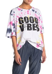 Vintage Havana Good Vibes Graphic T-Shirt