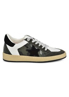 Vintage Havana Mona Leather Sneakers