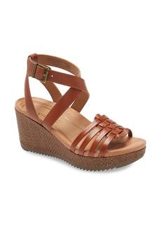 Vionic Clarisa Platform Wedge Sandal (Women)