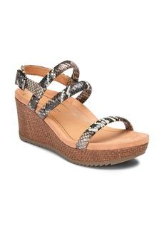 Vionic Kora Slingback Wedge Sandal (Women)