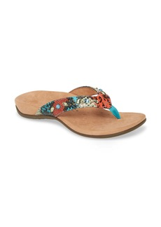 Vionic Lucia Crystal Embellished Flip Flop (Women)