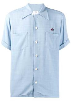 Visvim plain shortsleeved shirt