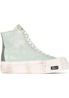 Visvim Skagway G. high-top sneakers