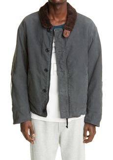 VISVIM Deckhand Albacore Jacket