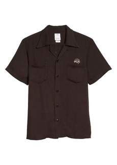 VISVIM Irving Logo Button-Up Shirt