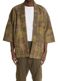 VISVIM Sanjuro Wool Blend Jacket