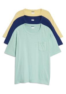 VISVIM Sublig Jumbo Pack of 3 T-Shirts