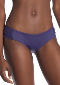 Vitamin A Emelia Triple Strap Bikini Bottoms