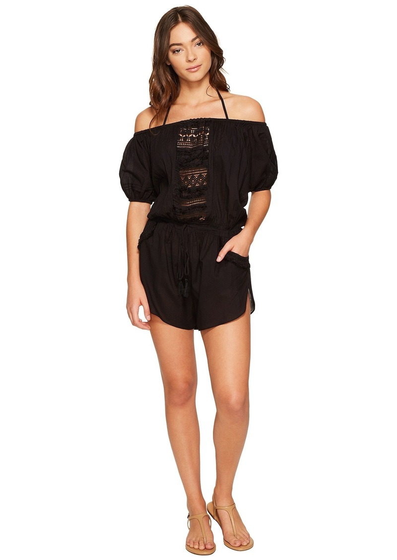 Vitamin A Marmont Romper Cover-Up