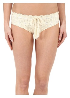 Vitamin A Nightbird Cheeky Crochet Bottoms