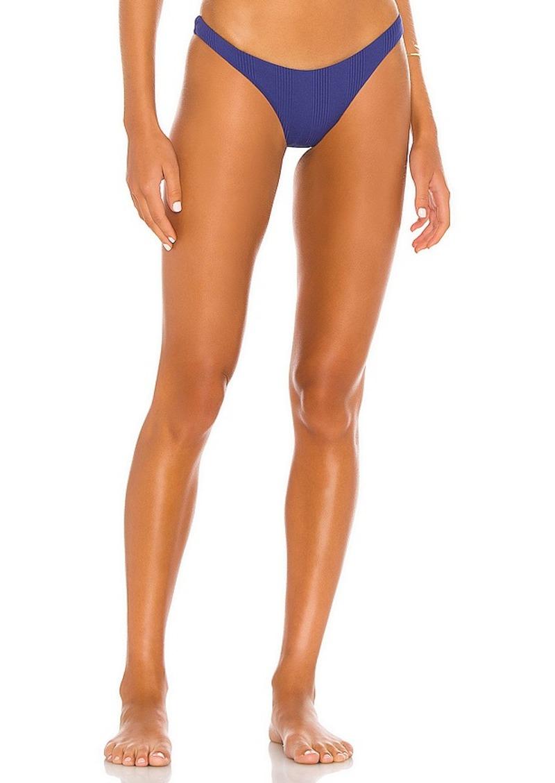 vitamin A California High Leg Bikini Bottom