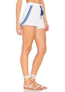 vitamin A Capri Petal Shorts