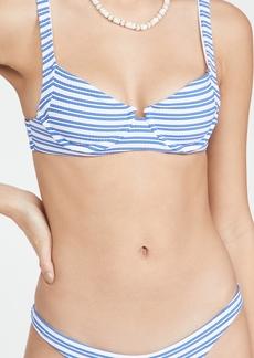 Vitamin A Demi Bikini Top