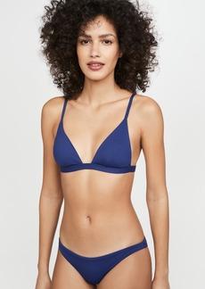 Vitamin A Moss Bikini Top
