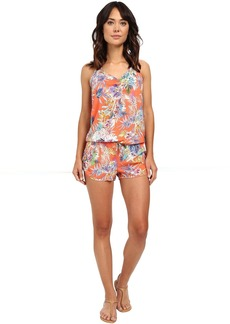 Vitamin A Swimwear Regina Romper Cover-Up