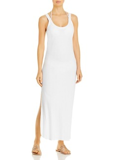 Vitamin A West Maxi Swim Cover-Up Dress