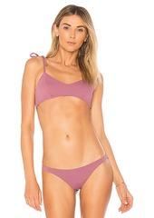 vitamin A Zuma Bikini Top