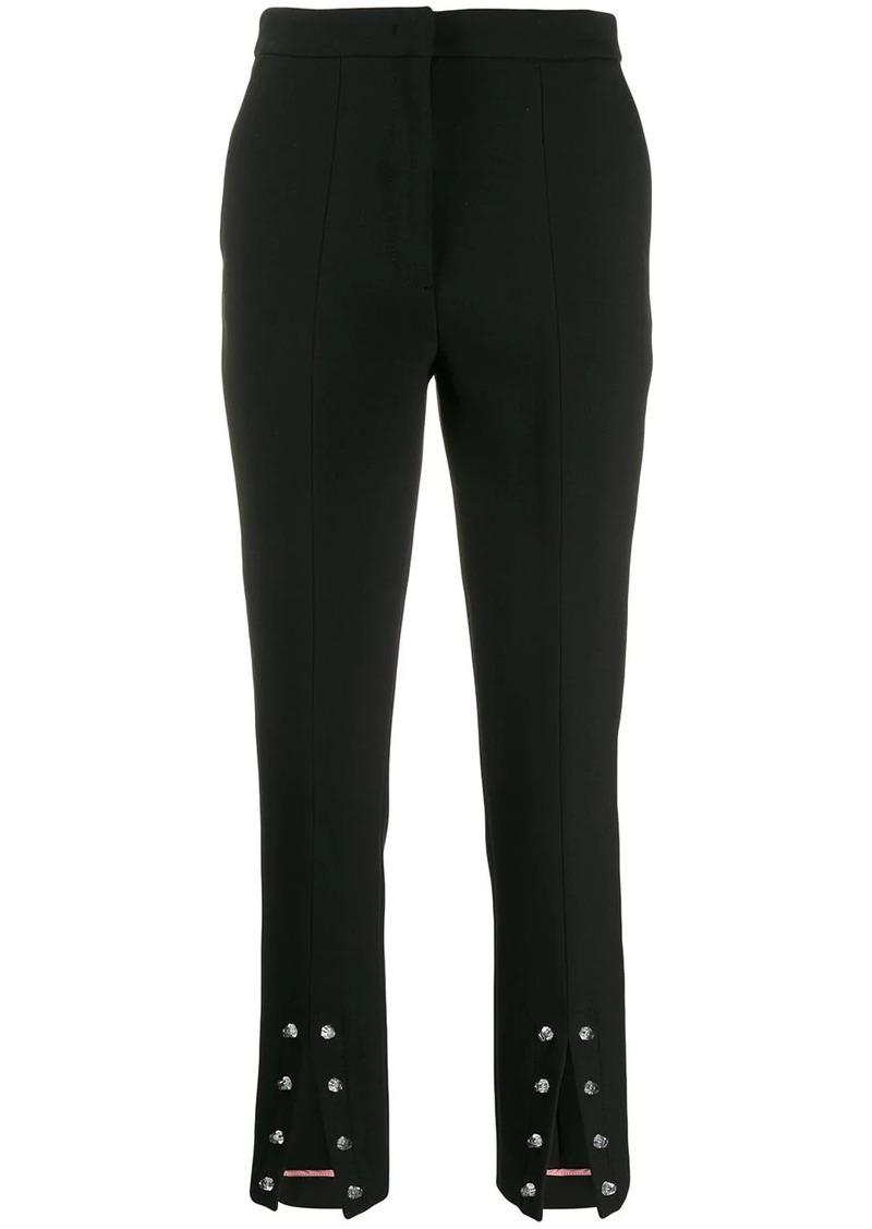 Vivetta embellished cropped trousers