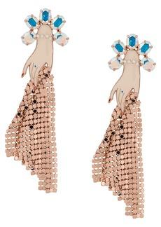 Vivetta embellished drop earrings