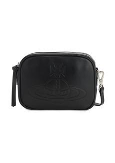 Vivienne Westwood Anna Leather Camera Bag