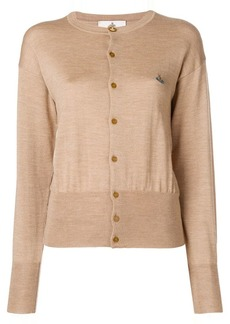 Vivienne Westwood buttoned classic cardigan