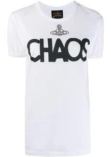 Vivienne Westwood Chaos logo T-shirt