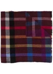 Vivienne Westwood Checked Orb scarf