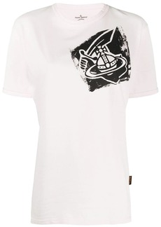 Vivienne Westwood chest logo T-shirt