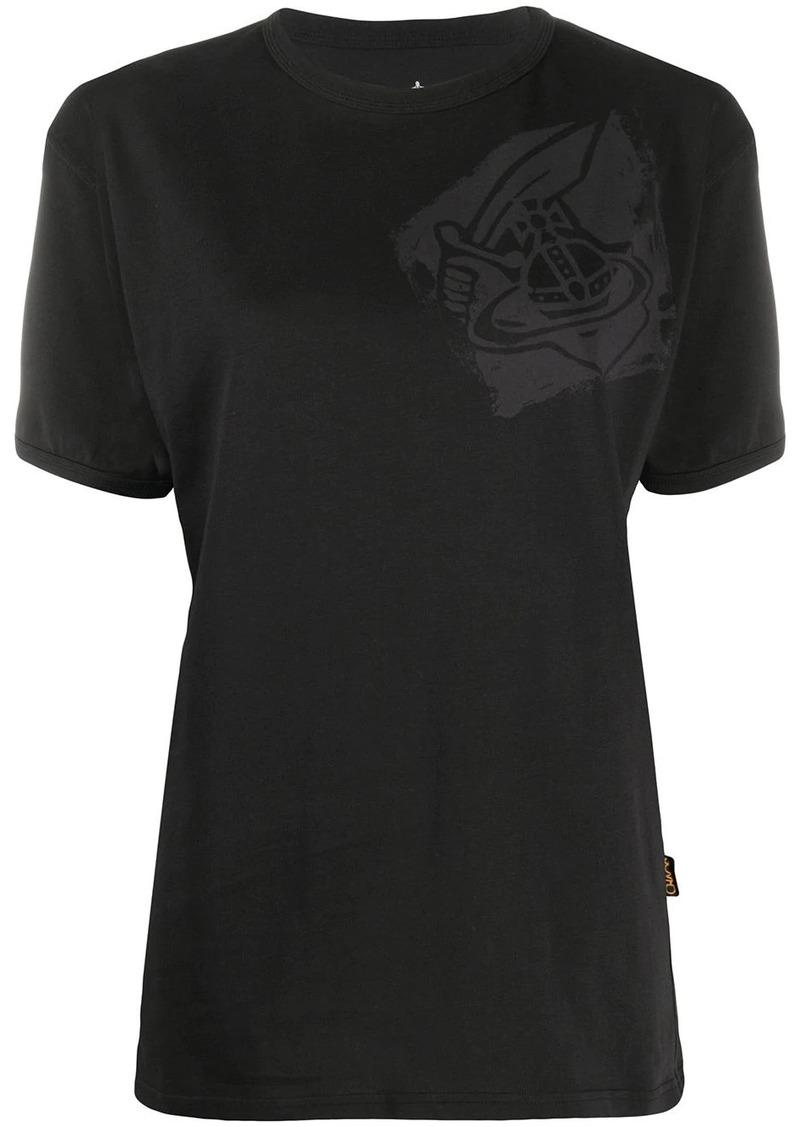 Vivienne Westwood chest logo T-shirt