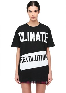 Vivienne Westwood Climate Revolution New Classic T-shirt