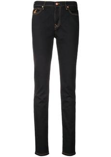 Vivienne Westwood contrast stitch skinny jeans