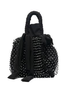Vivienne Westwood Courtney gem-embellished tote bag
