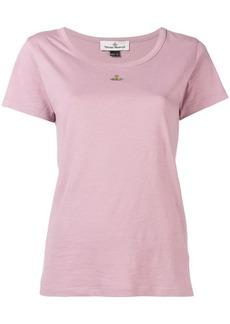 Vivienne Westwood crest scoop neck T-shirt