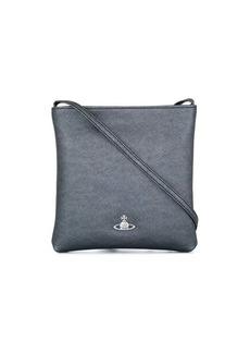 94e6a5ea1e4 Vivienne Westwood crosshatch textured crossbody bag