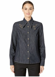 Vivienne Westwood Denim Classic Shirt