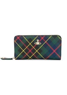 Vivienne Westwood Derby Classic zip-around wallet