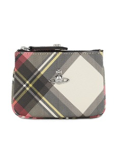 Vivienne Westwood Derby Coated Canvas Coin Purse