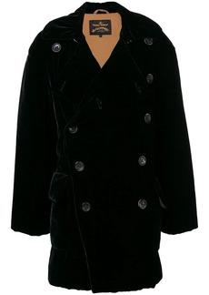 Vivienne Westwood double breasted midi coat