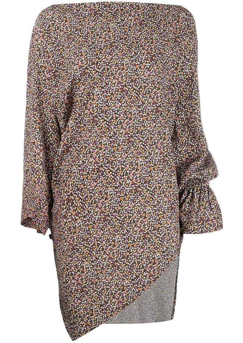 Vivienne Westwood floral print top