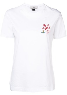 Vivienne Westwood Get A Life T-shirt