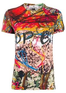 Vivienne Westwood graffiti printed T-shirt