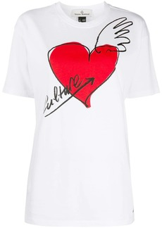 Vivienne Westwood graphic print cotton T-shirt