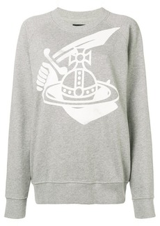 Vivienne Westwood graphic print sweatshirt